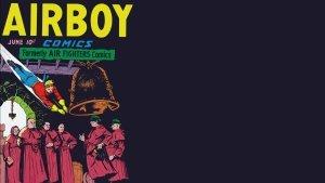 Preview Comics - Airboy Art