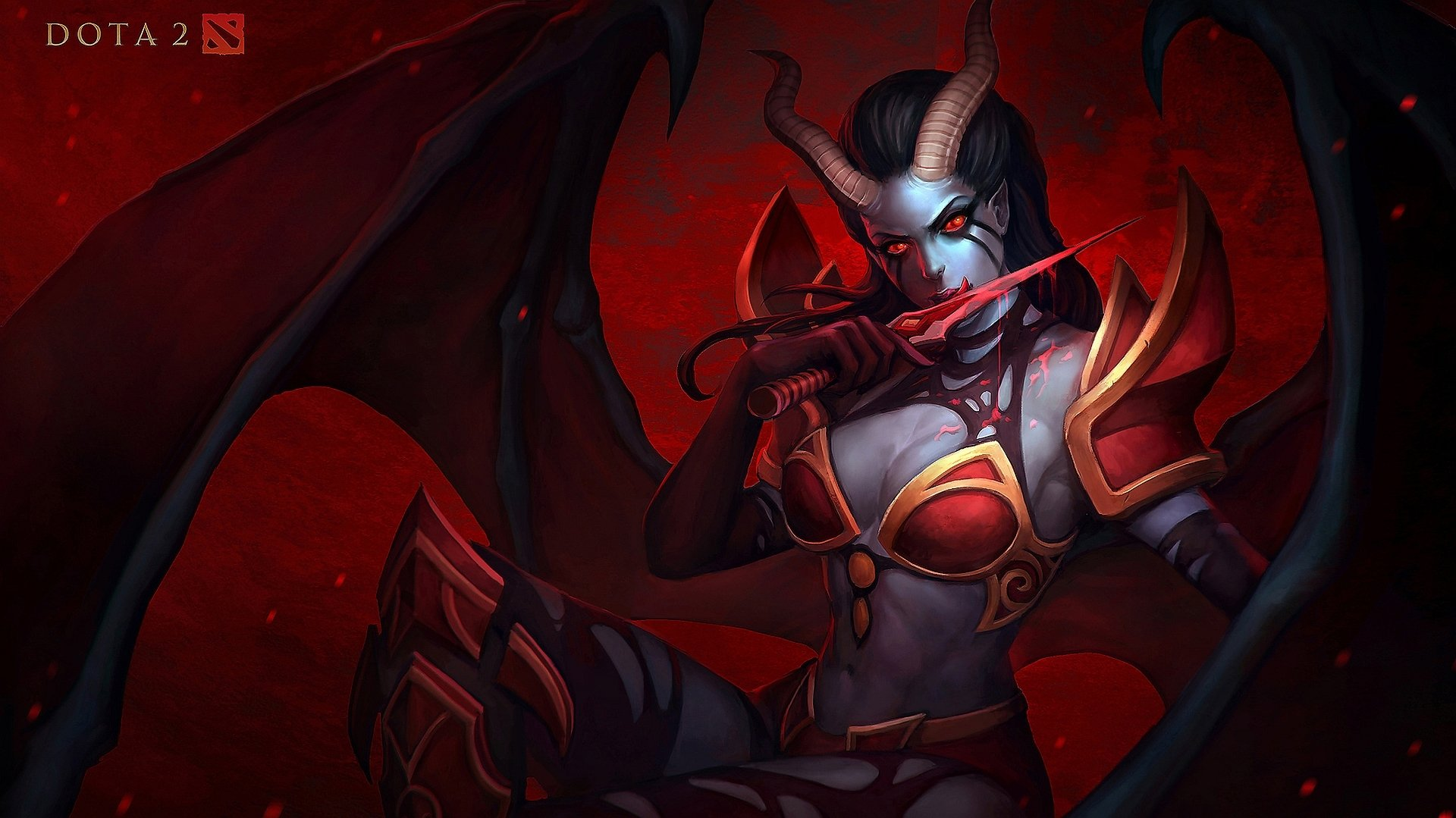 14 Queen Of Pain Dota 2 Hd Wallpapers Background Images
