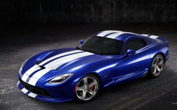 Vehicles - Dodge SRT Viper GTS Launch Edition Wallpapers and Backgrounds ID : 472080