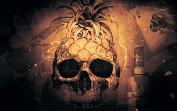 Dark - Skull Wallpapers and Backgrounds ID : 472481