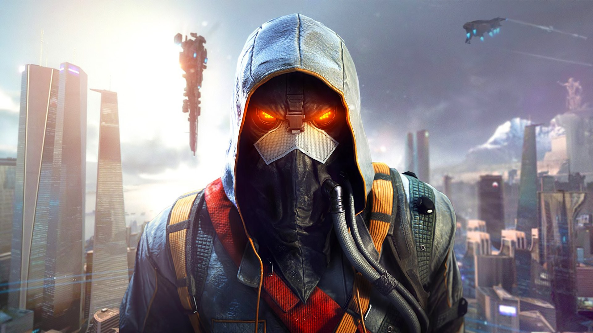 Killzone shadow fall full hd wallpaper and background image video game killzone shadow fall killzone wallpaper voltagebd Gallery