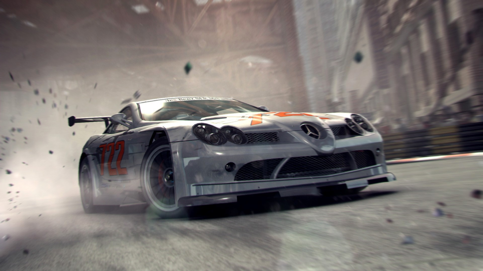 Racing Car Games Hd Wallpaper: Race-Driver-Grid-2 Full HD Wallpaper And Background Image