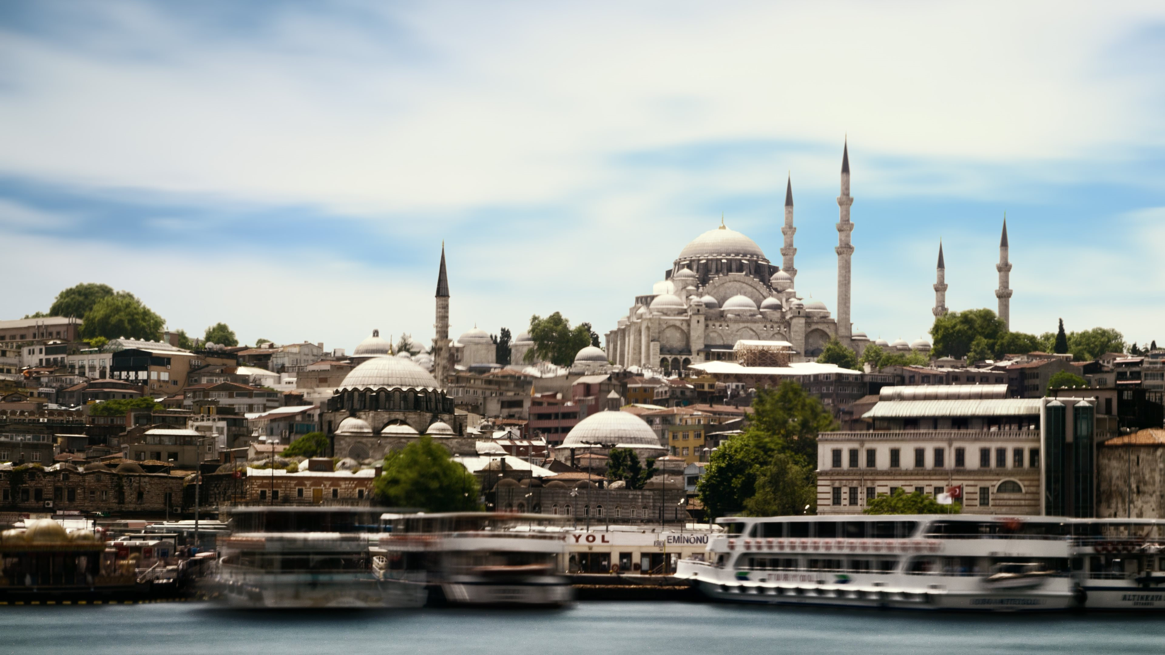 43 Istanbul Hd Wallpapers Background Images Wallpaper Abyss