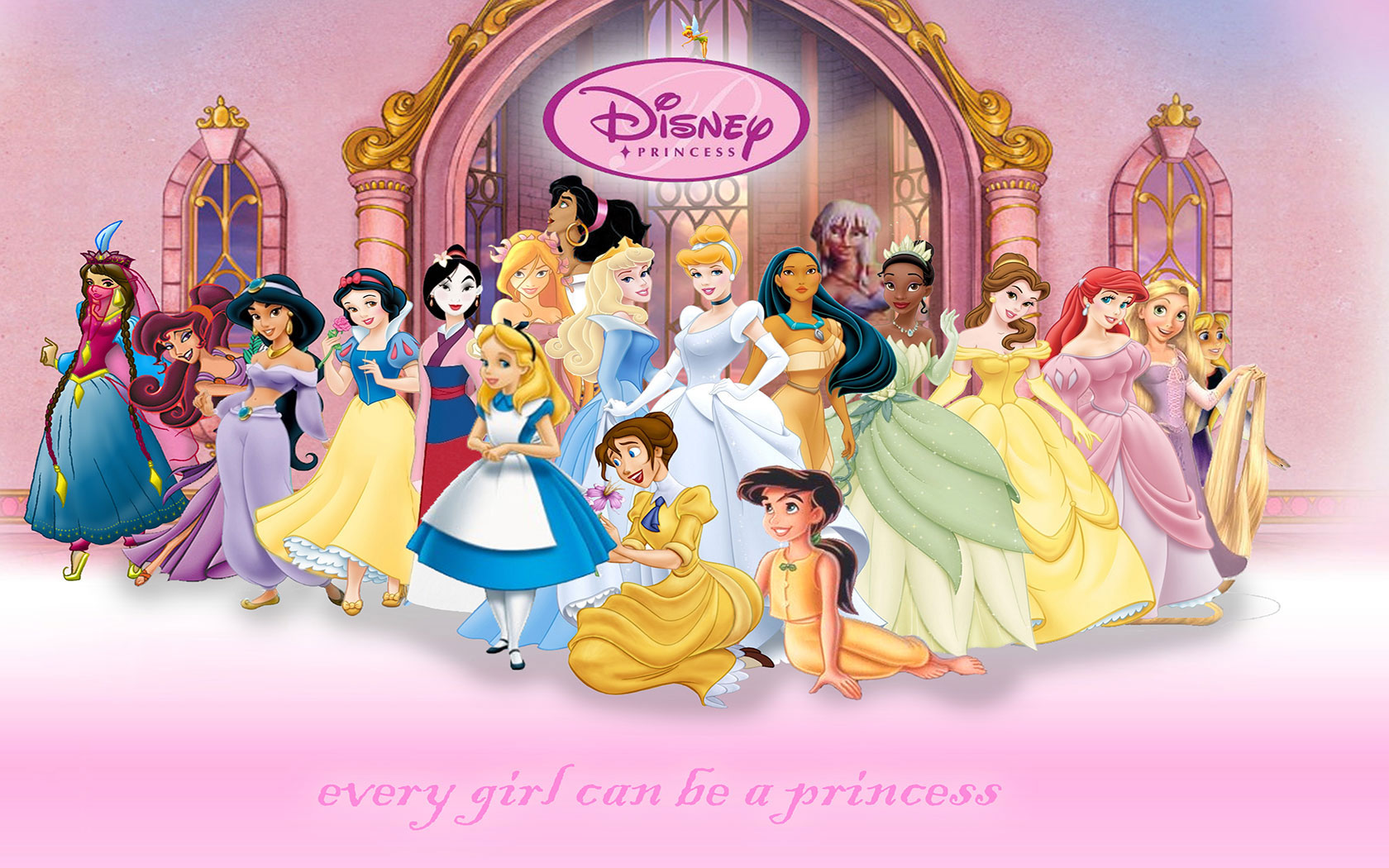 8 Disney Princesses HD Wallpapers Backgrounds Wallpaper Abyss