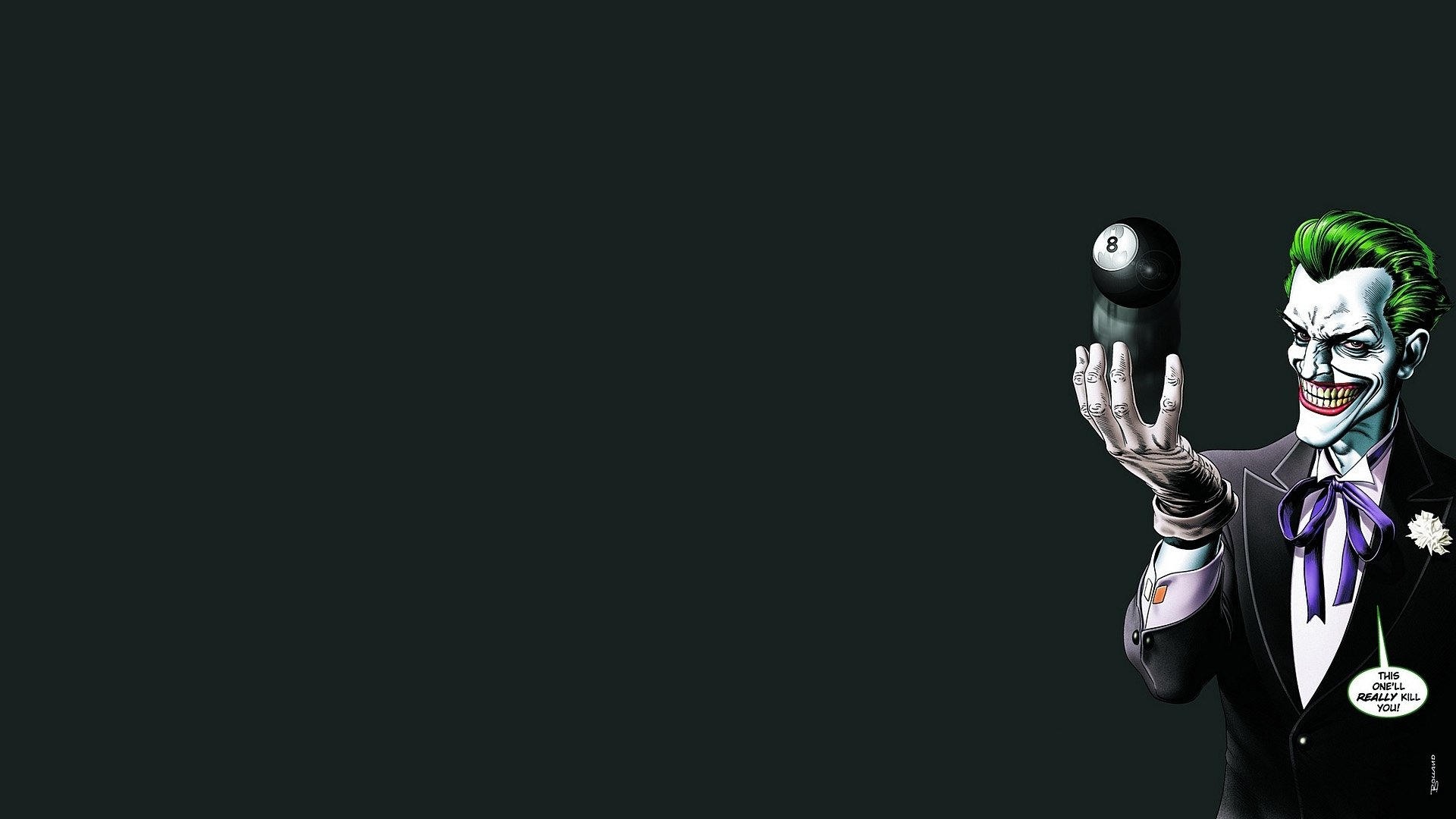Joker HD Wallpaper   Background Image   1920x1080   ID ...