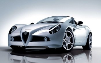 Vehicles - Alfa Romeo 8C Spider Wallpapers and Backgrounds ID : 473050