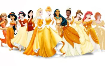 Caricatura - Disney Princesses Wallpapers and Backgrounds ID : 473915