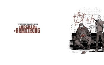 Comics - Archer & Armstrong Wallpapers and Backgrounds ID : 473925