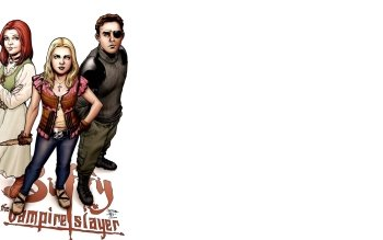 Comics - Buffy The Vampire Slayer Wallpapers and Backgrounds ID : 474053