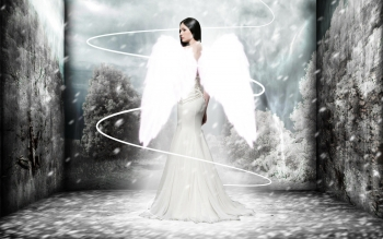 Fantasy - Angel Wallpapers and Backgrounds ID : 474400
