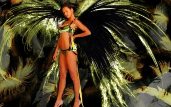 Celebrity - Adriana Lima Wallpapers and Backgrounds ID : 474424