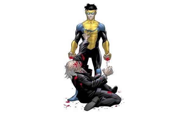 Comics Invincible HD Wallpaper   Background Image