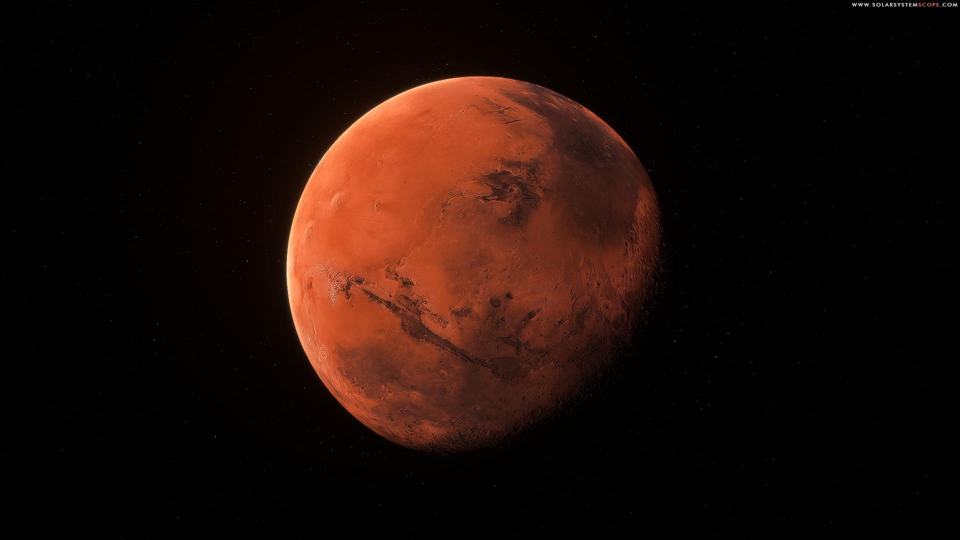 planet mars hd 1080p - photo #1