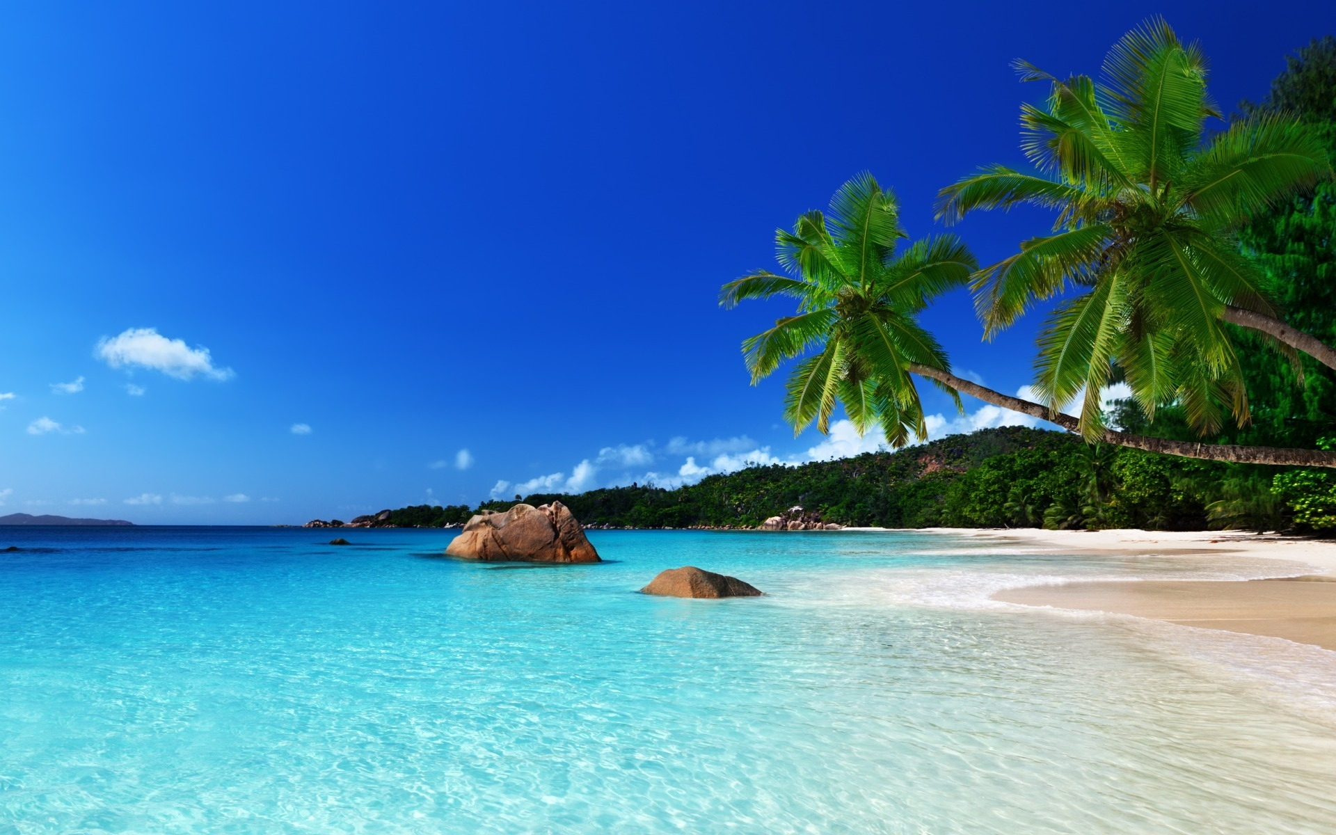 tropical island backgrounds - photo #3