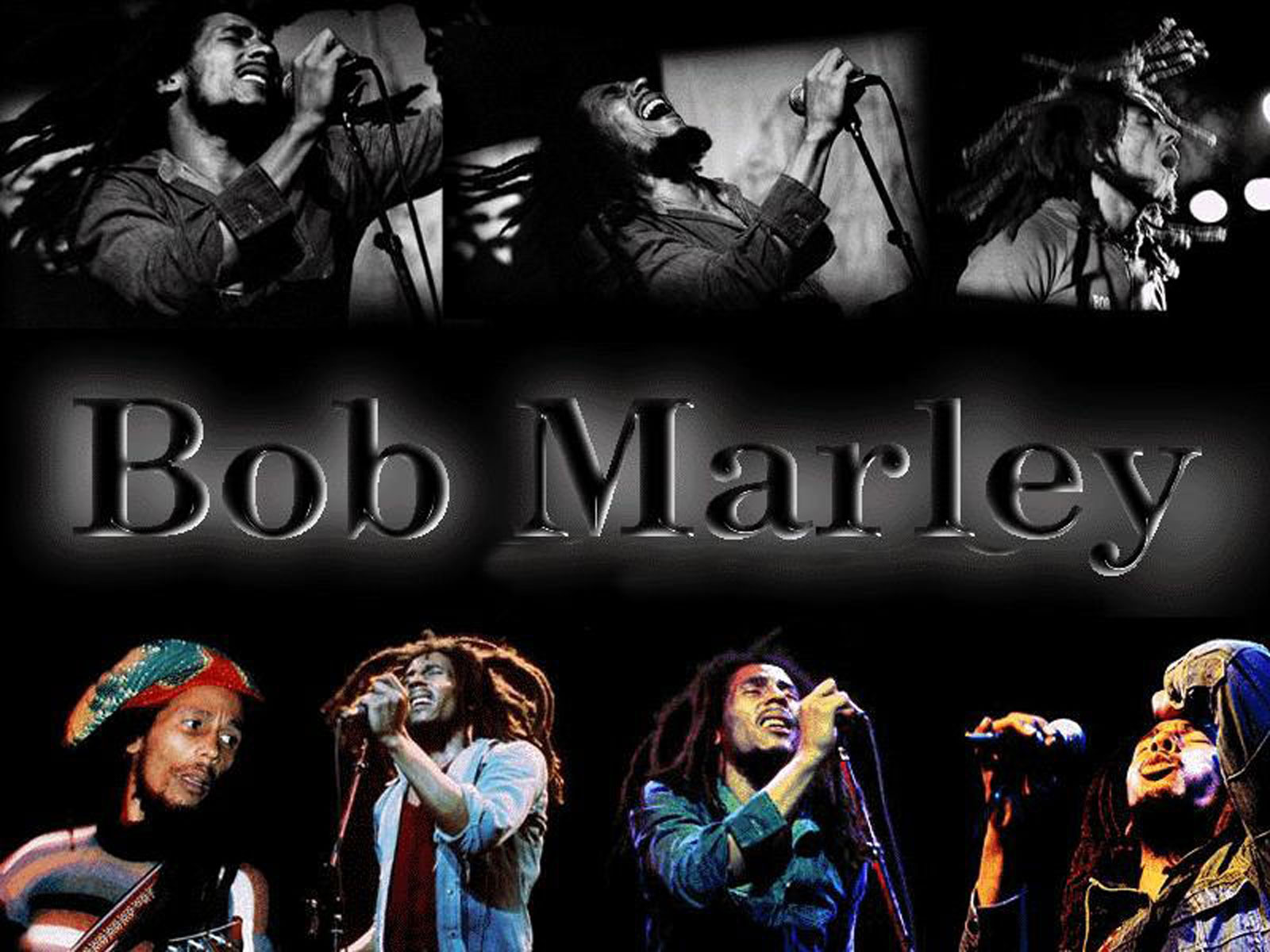 Long live the legend wallpaper and background 1600x1200 id 475986 - Rasta bob live wallpaper free download ...