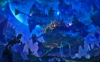 Fantasy - City Wallpapers and Backgrounds ID : 475368