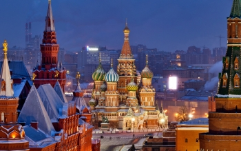 Religious - Saint Basil's Cathedral Wallpapers and Backgrounds ID : 475951