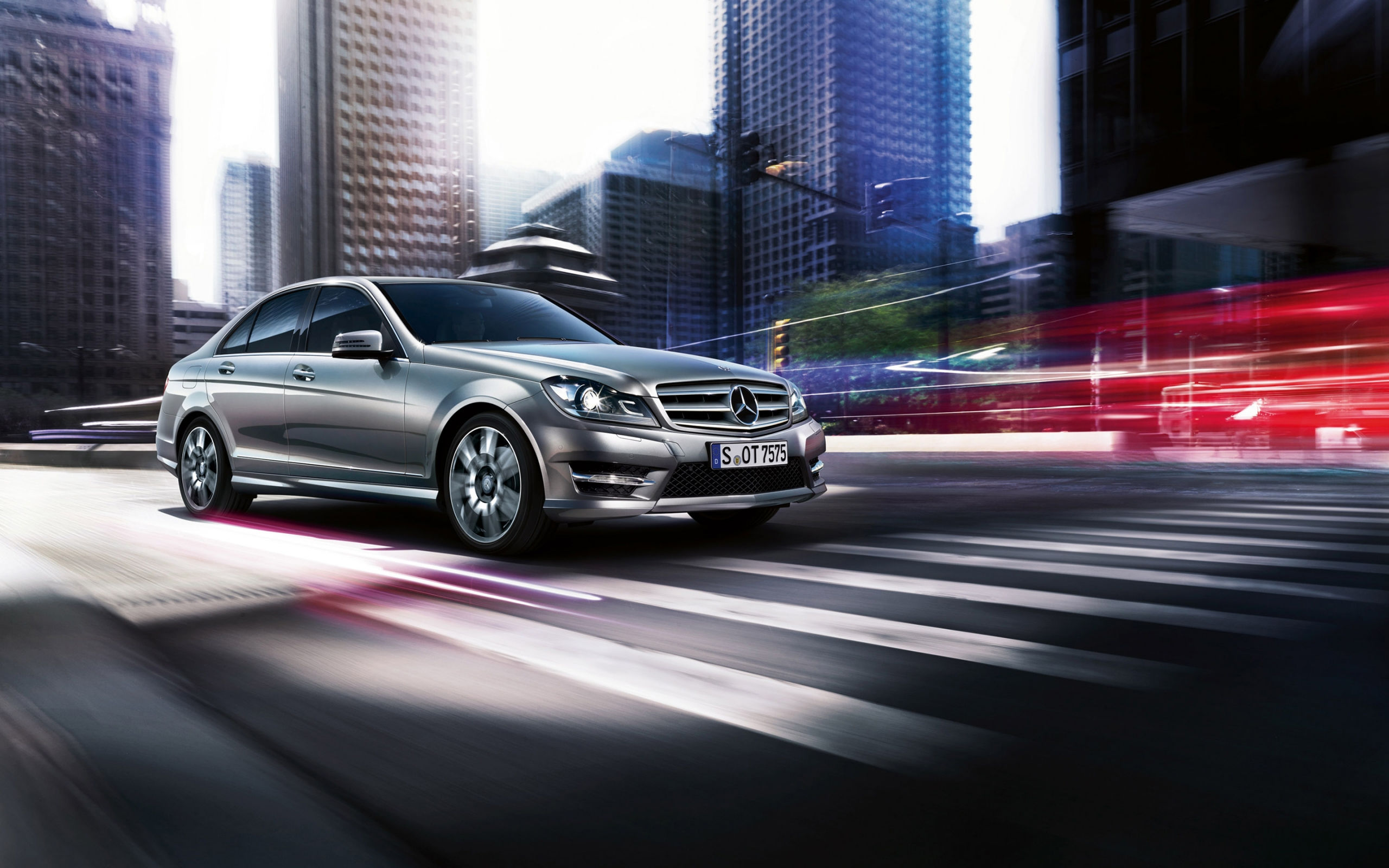 Mercedes-Benz Full HD Wallpaper And Background Image