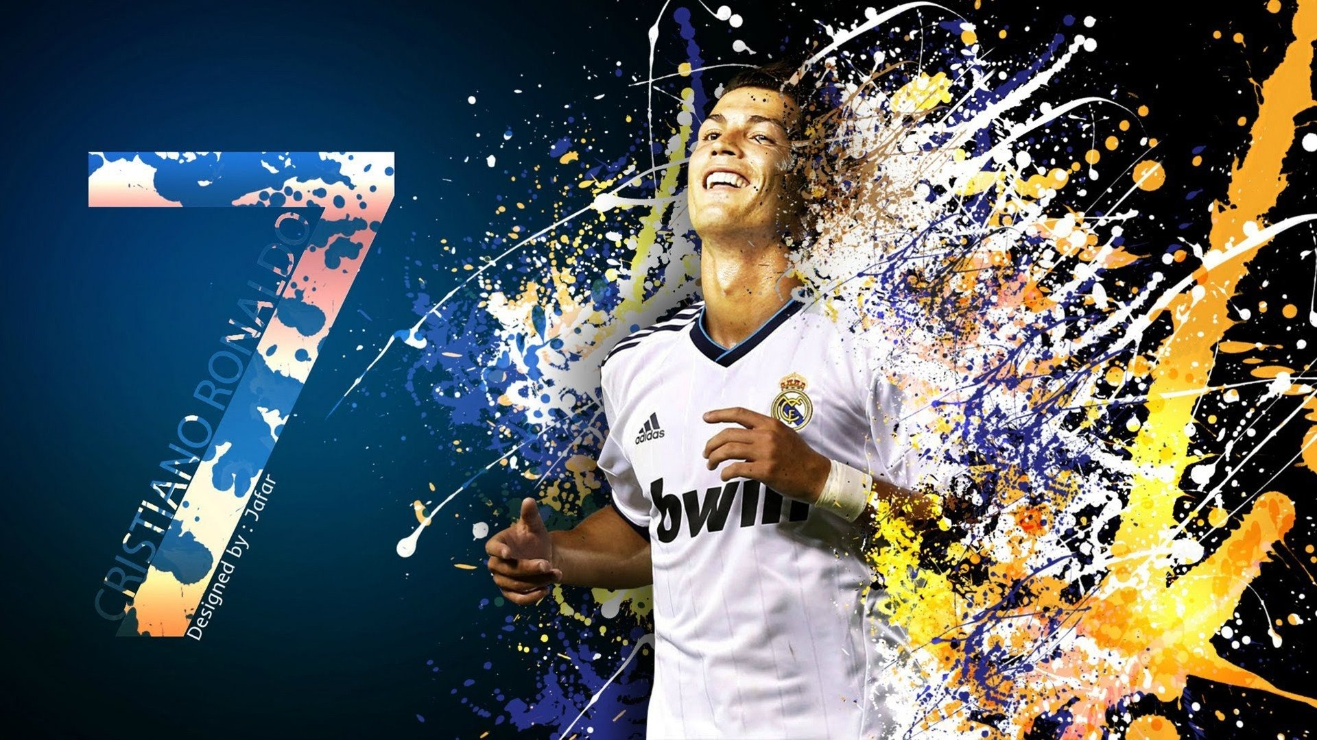 77 cristiano ronaldo hd wallpapers | background images - wallpaper