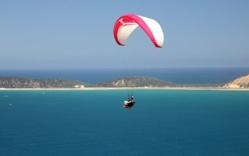 Deporte - Paragliding Wallpapers and Backgrounds