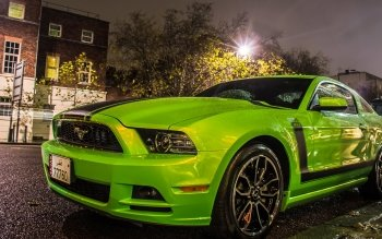 Vehicles - Ford Mustang 2015 Wallpapers and Backgrounds