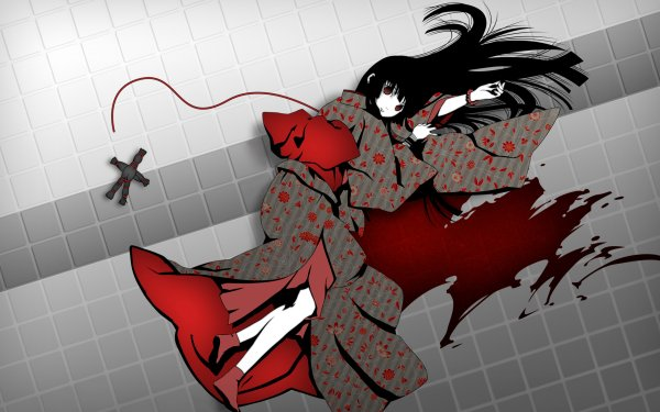 Anime La Fille des Enfers Death Note Fond d'écran HD | Image