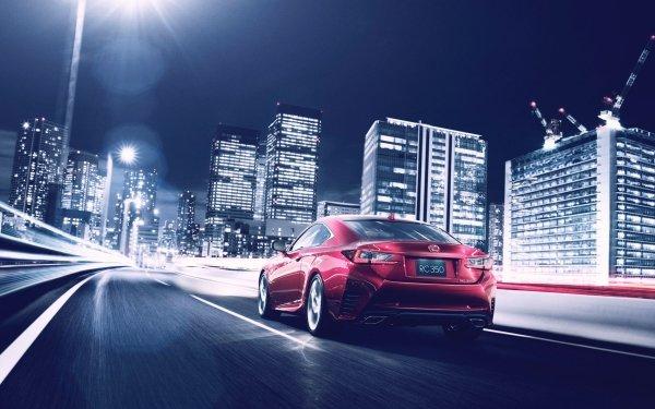 Véhicules Lexus RC  Lexus Fond d'écran HD | Image