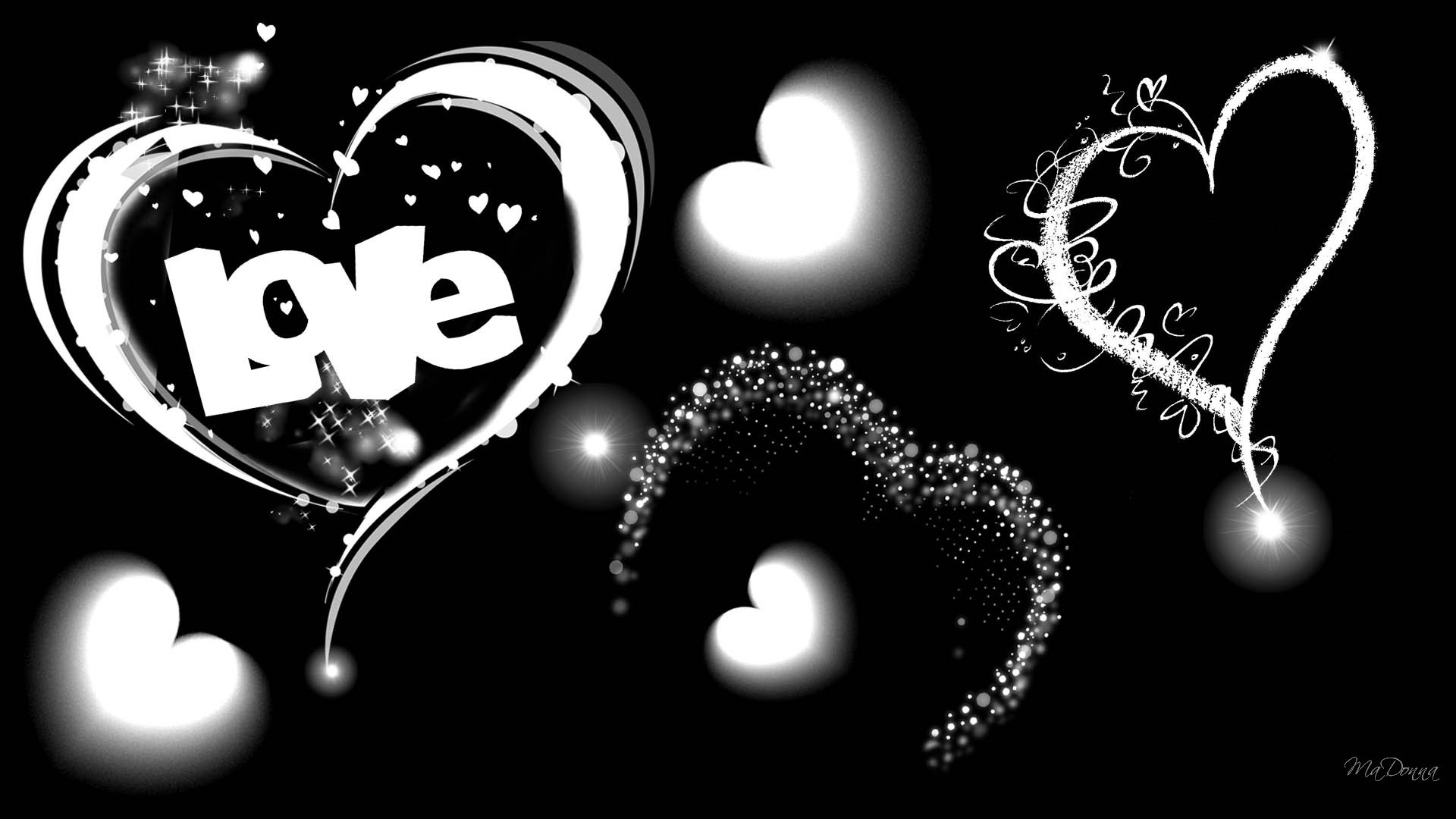 Love Is All Around ♥♥♥ HD Wallpaper