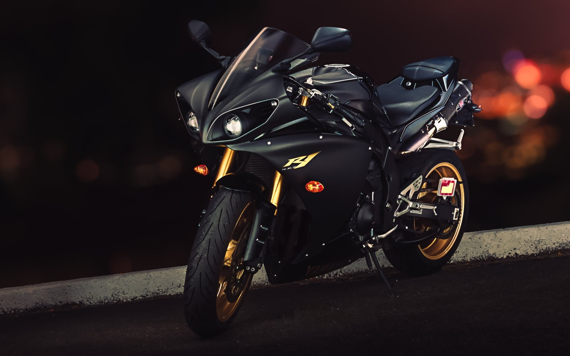 Yamaha R HD Wallpapers Backgrounds Wallpaper