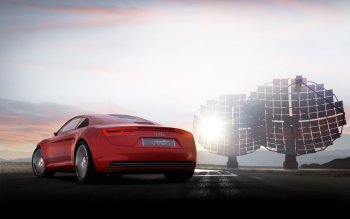 Vehicles - Audi E-Tron Concept Wallpapers and Backgrounds ID : 477090