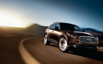 Vehicles - Infiniti Qx70 Wallpapers and Backgrounds ID : 477294