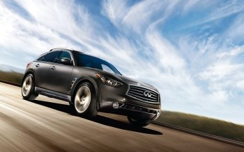 Vehicles - Infiniti Qx70 Wallpapers and Backgrounds ID : 477297