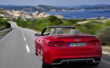Vehicles - 2014 Audi RS 5 Cabriolet Wallpapers and Backgrounds ID : 477479