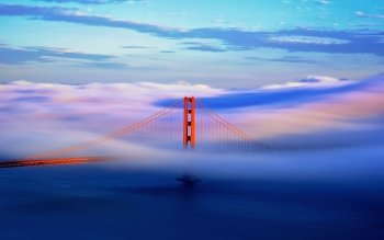 Man Made - Golden Gate Wallpapers and Backgrounds ID : 477767