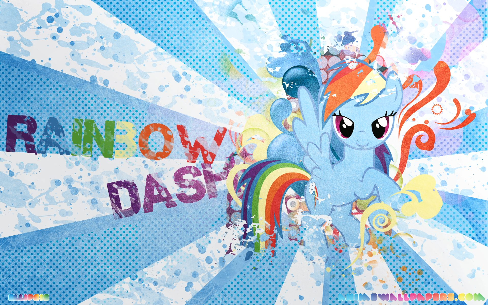 My Little Pony Wall Paper: My Little Pony Full HD Wallpaper And Background