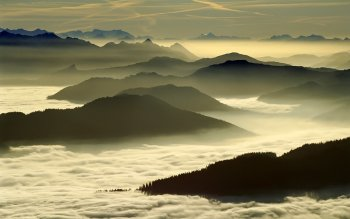 Earth - Fog Wallpapers and Backgrounds ID : 478122