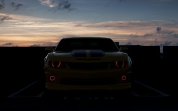 Vehicles - Chevrolet Camaro Wallpapers and Backgrounds ID : 478140