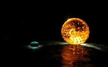 Abstract - Magic Ball Wallpapers and Backgrounds ID : 478459