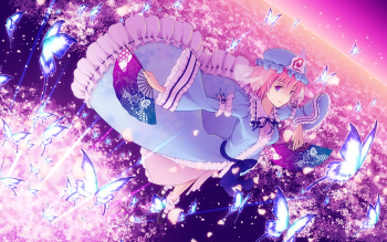 Anime - Touhou Wallpapers and Backgrounds