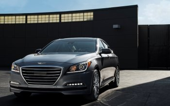 Vehicles - 2015 Hyundai Genesis Wallpapers and Backgrounds ID : 478747