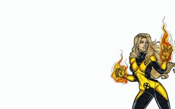 Comics X-Men Magma HD Wallpaper   Background Image