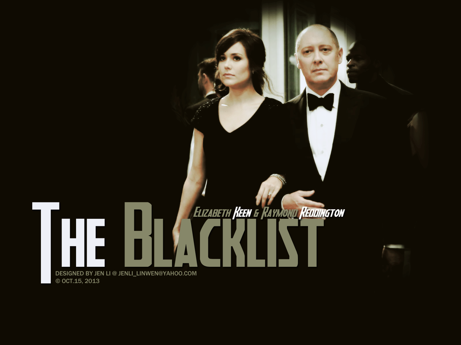 The Blacklist Wallpaper And Background Image