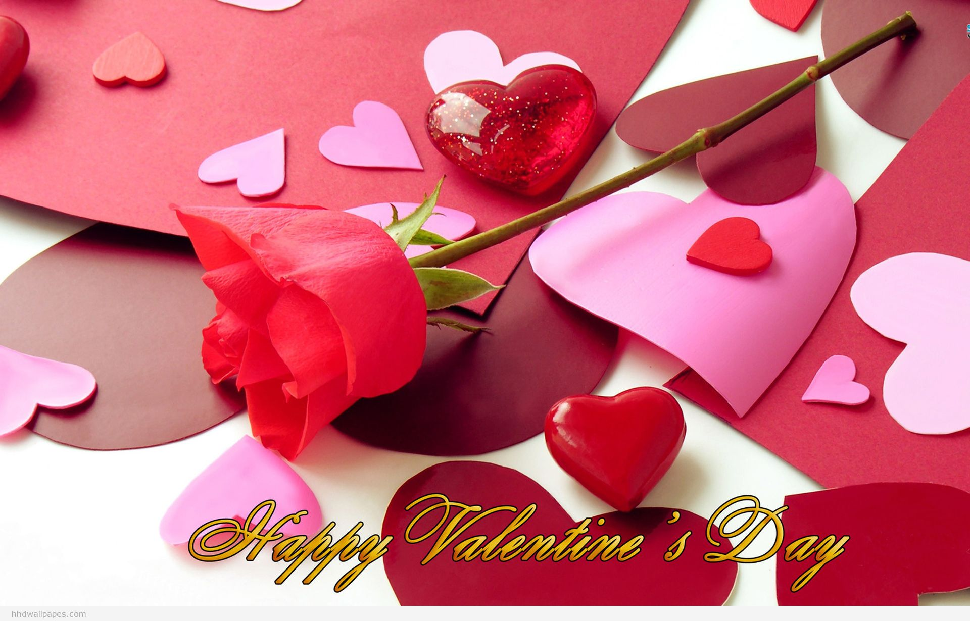Valentine S Day Hd Wallpaper Background Image 1920x1230 Id