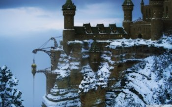 Fantasy - Castle Wallpapers and Backgrounds ID : 479291