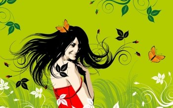 Artistic - Women Wallpapers and Backgrounds