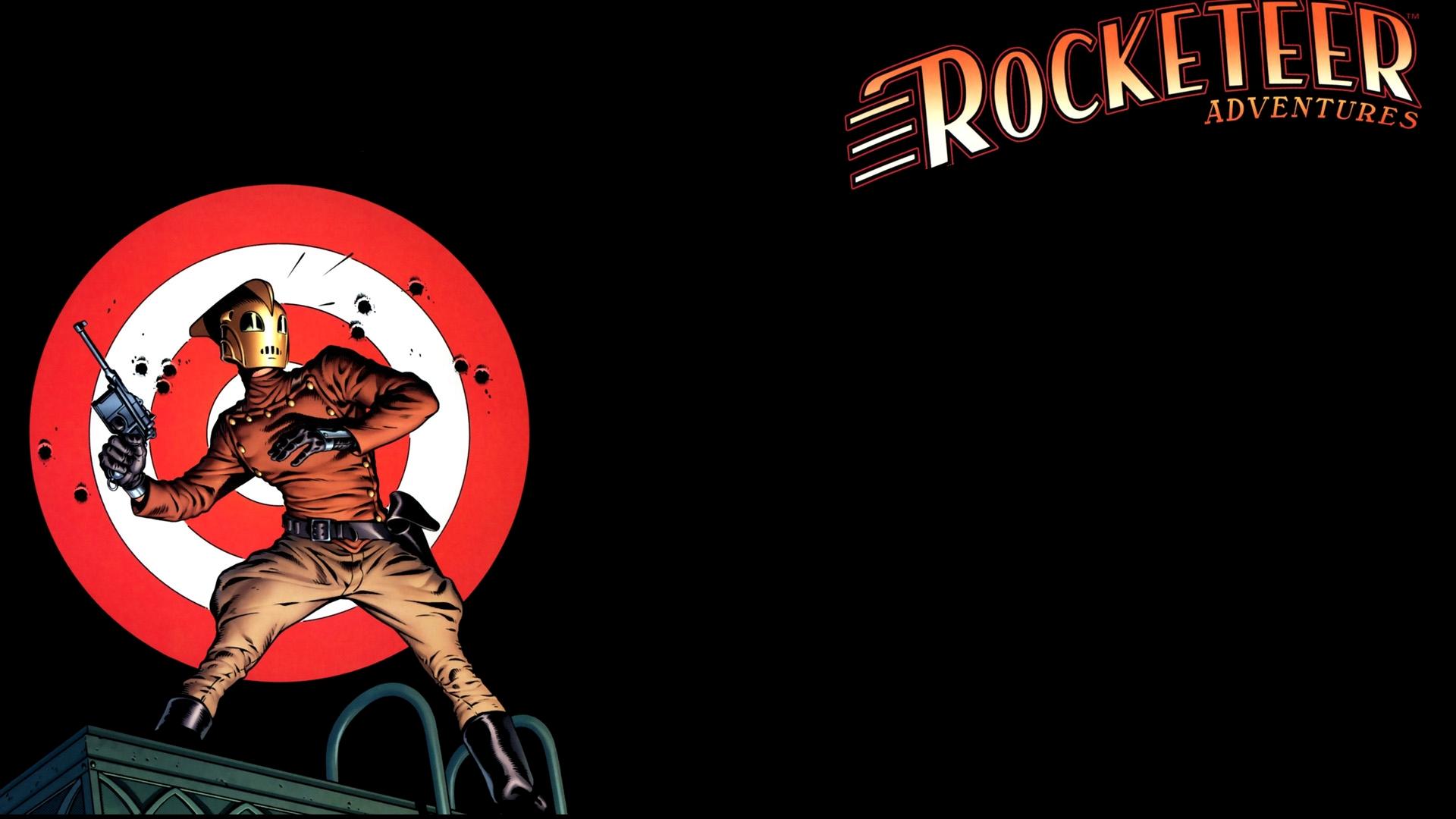 Rocketeer Hd Wallpaper Background Image 1920x1080 Id