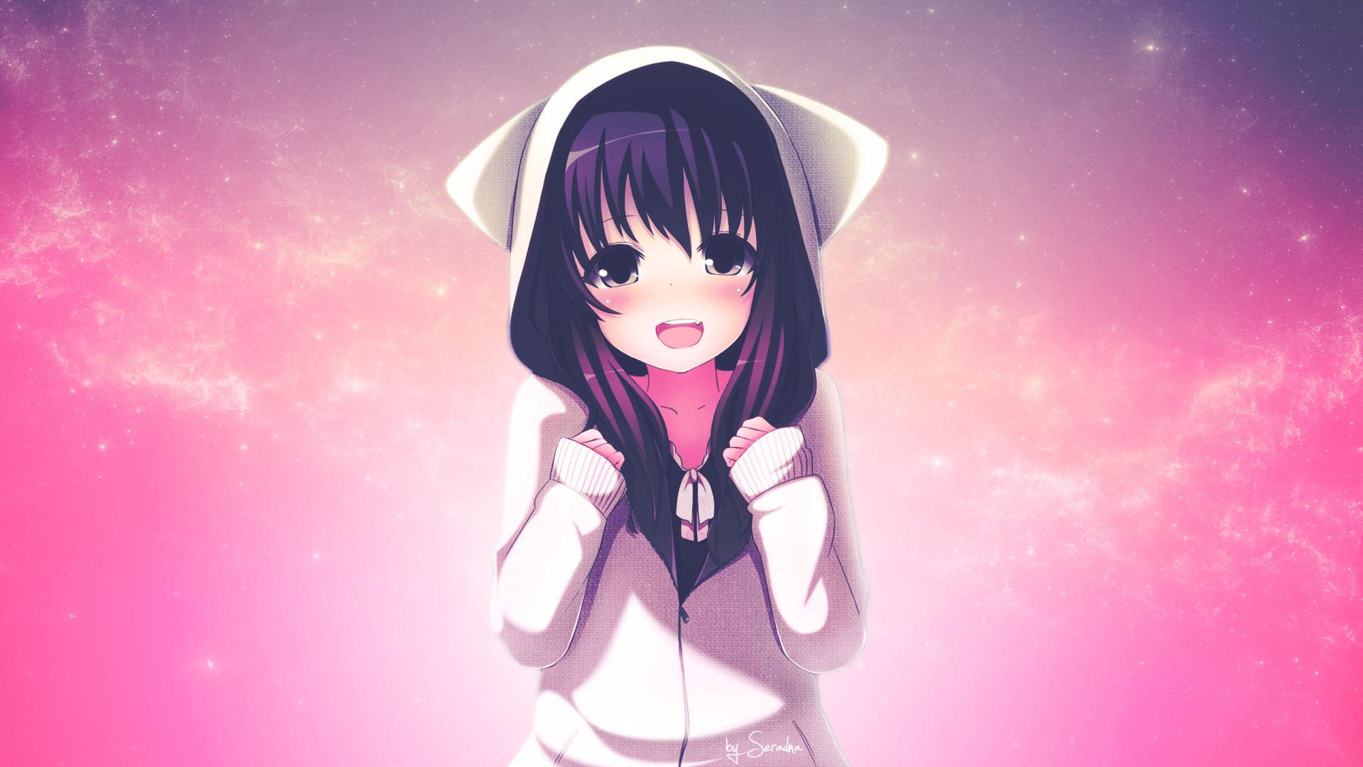 Anime - Unknown  Anime Girl Wallpaper