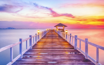 Man Made - Pier Wallpapers and Backgrounds ID : 480030