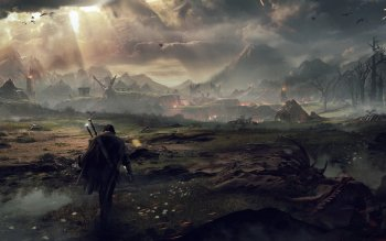 Video Game - Middle-earth: Shadow Of Mordor Wallpapers and Backgrounds ID : 480282