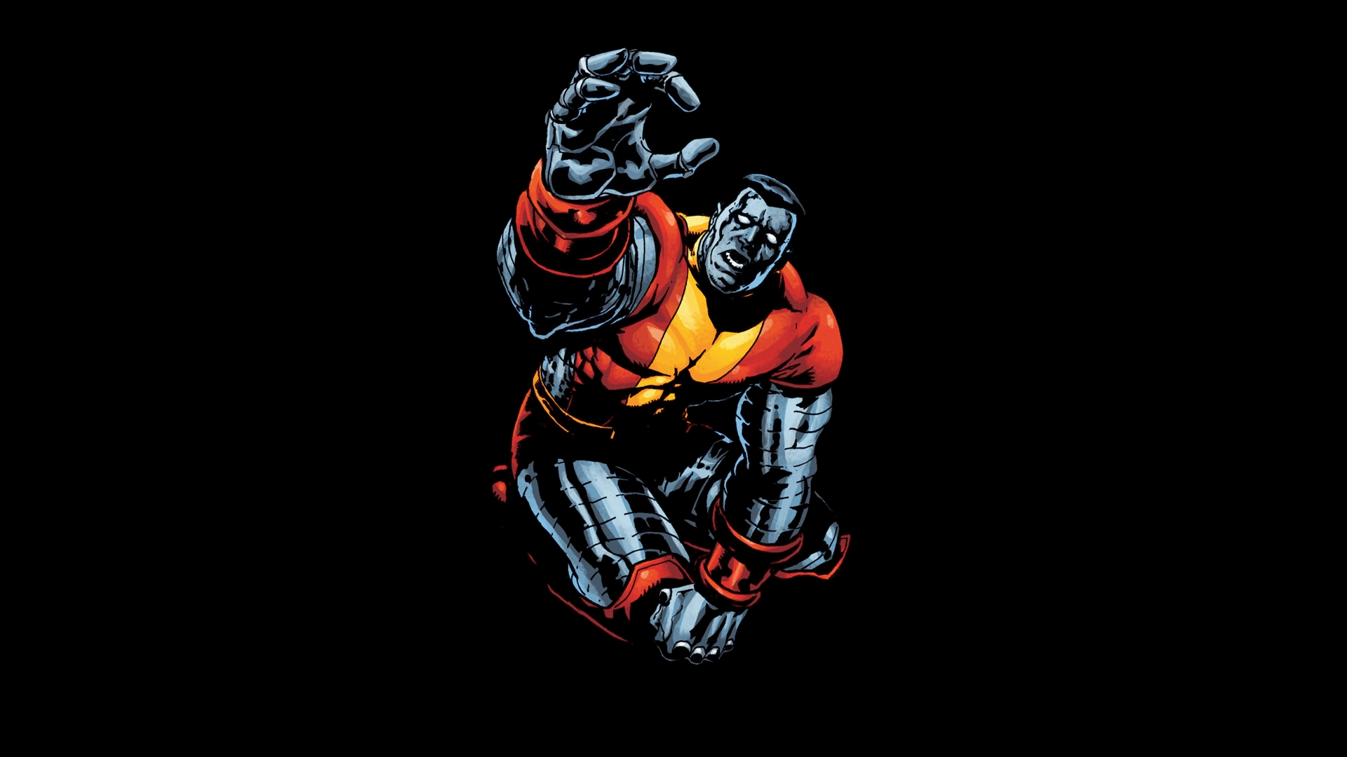 colossus iphone wallpaper